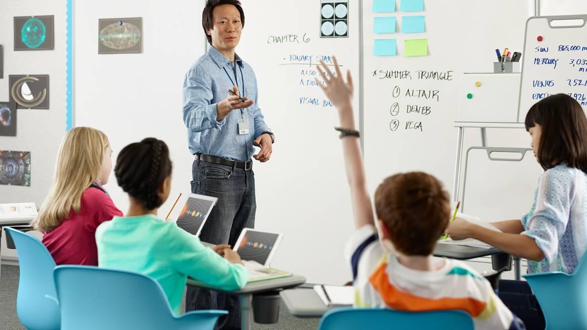 Apprentissage reposant sur les nouvelles technologies