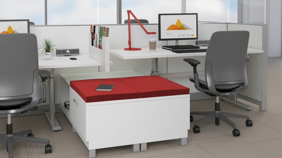 Series 3 Height-Adjustable Desk