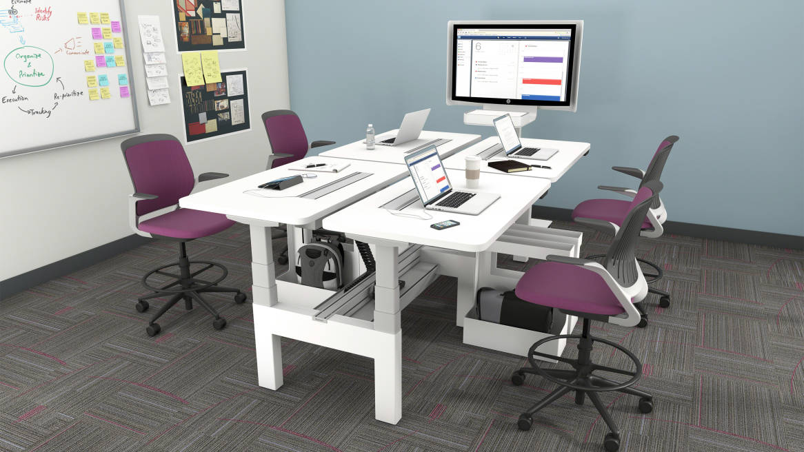 Adjustable Electric Desk