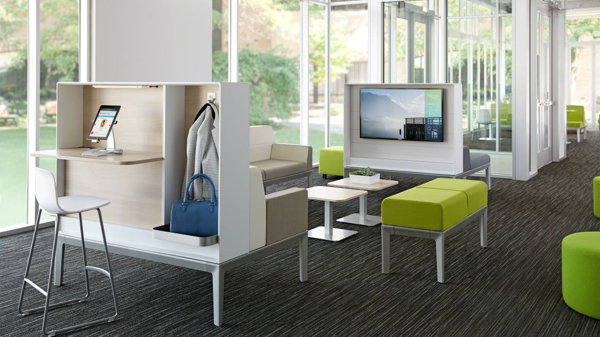 Regard Modular Lounge Seating Amp Casegoods Steelcase