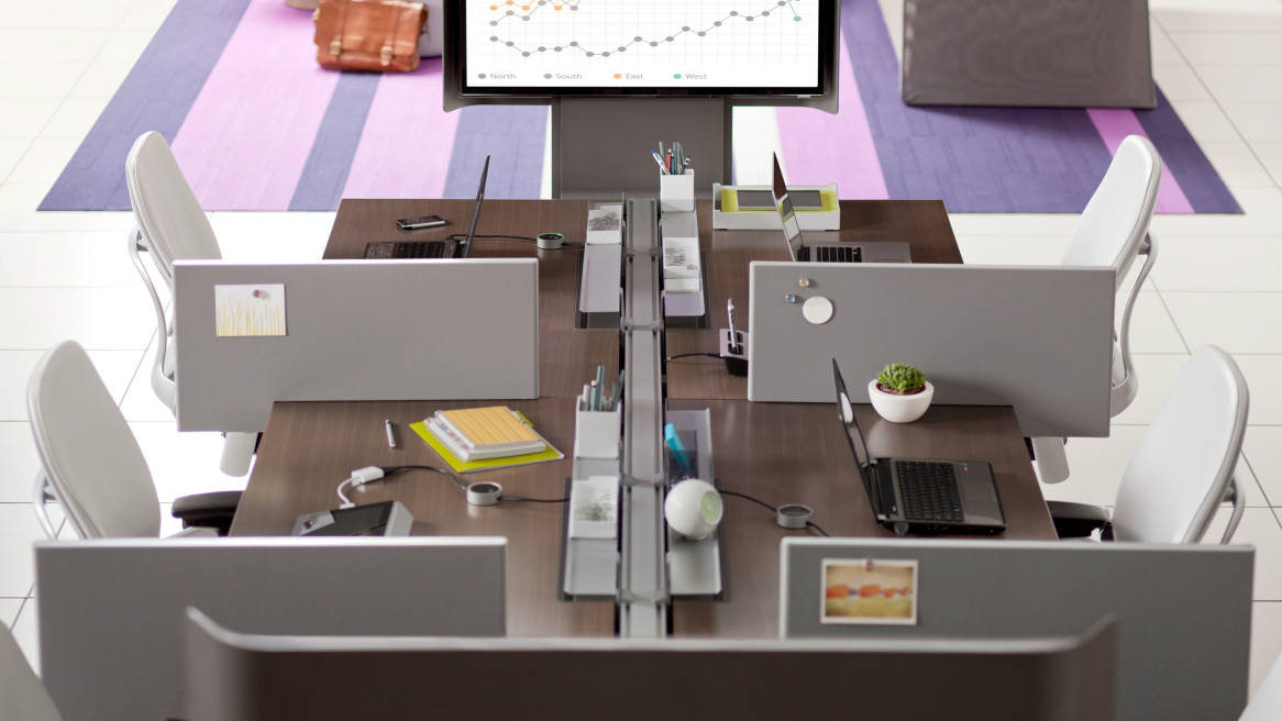 Divisio Desk Divider by Steelcase