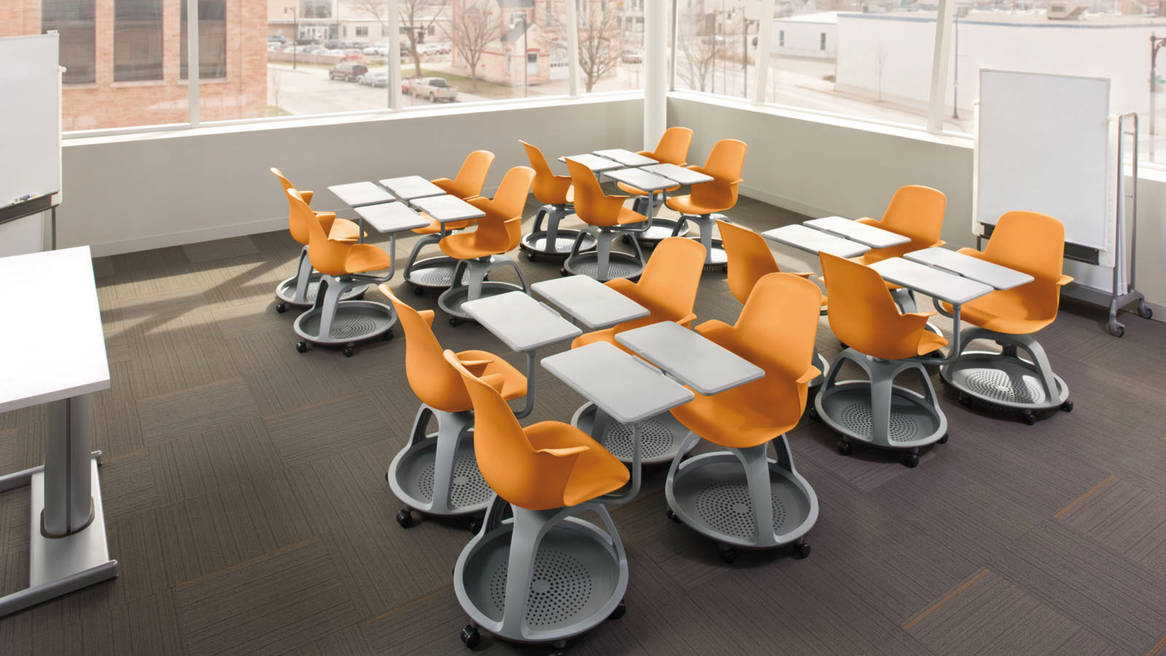Classroom Design For Learning ~ How classroom design affects student engagement steelcase