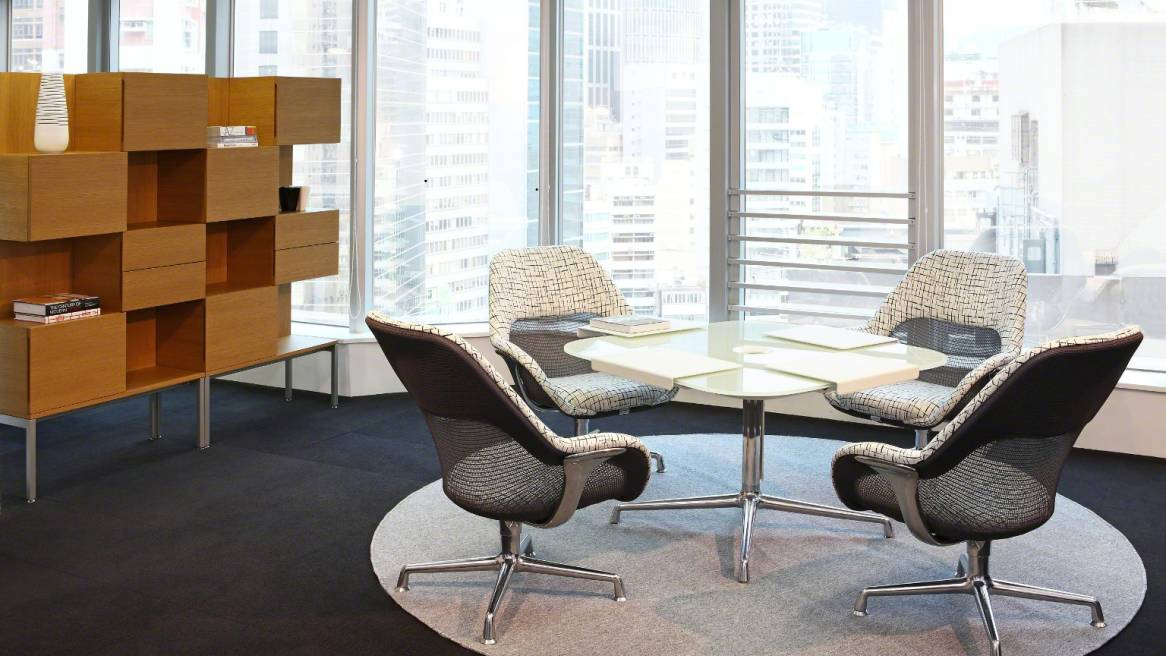 Steelcase, Hong Kong