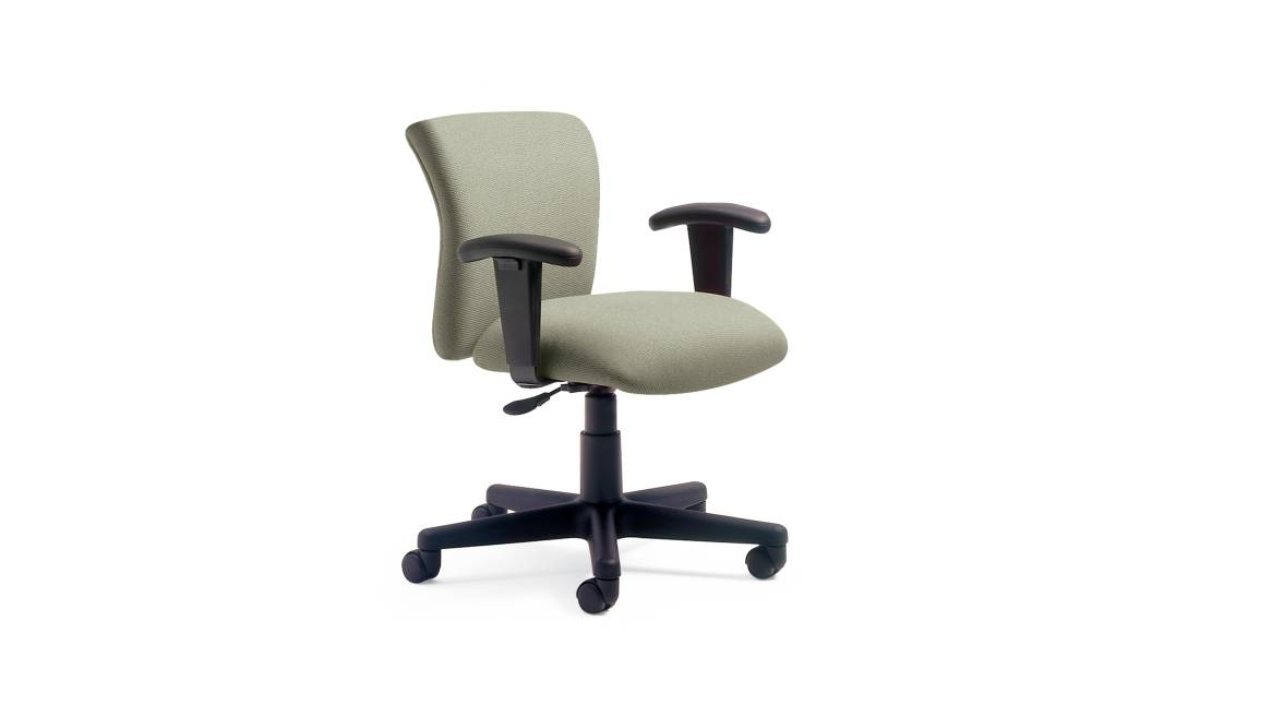 Square Mid Back a la carte task chair