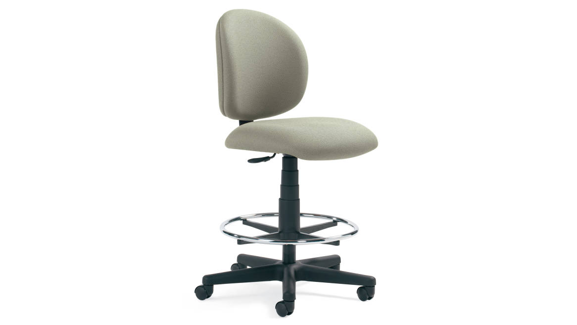 Modified Round Back a la carte Task Chair