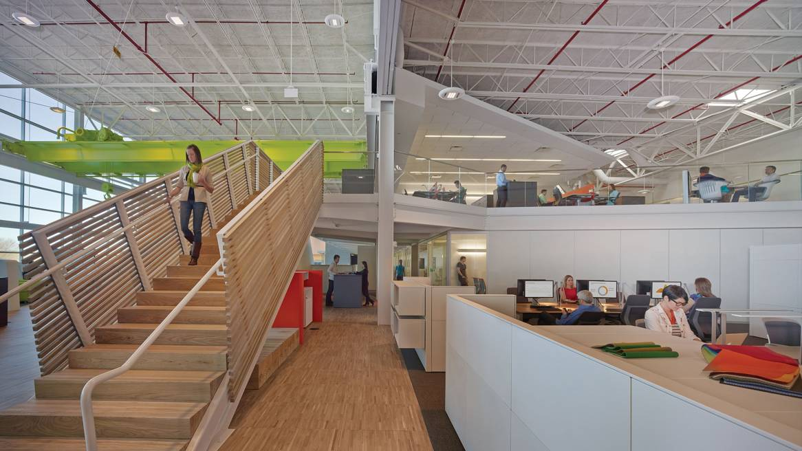 New Focus Understanding Leed Version 4 Steelcase