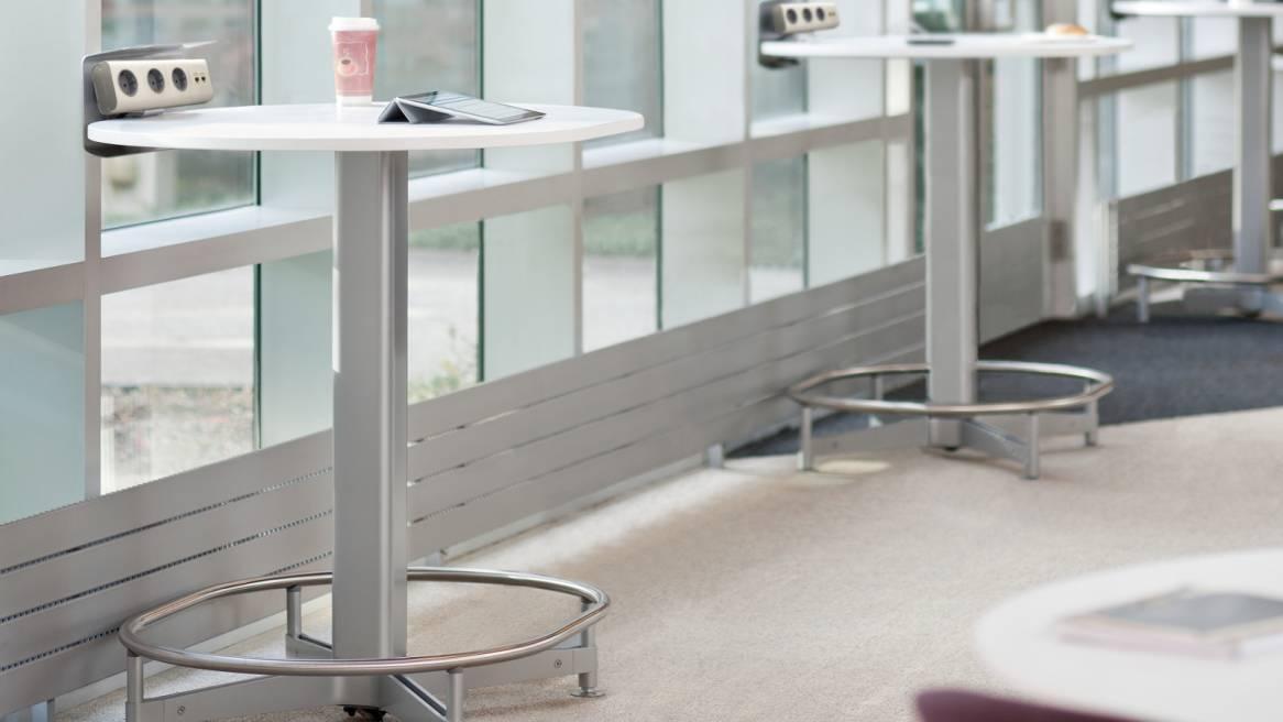 ScapeSeries Konferenz-Tische – Steelcase Büromöbel – Konferenztisch