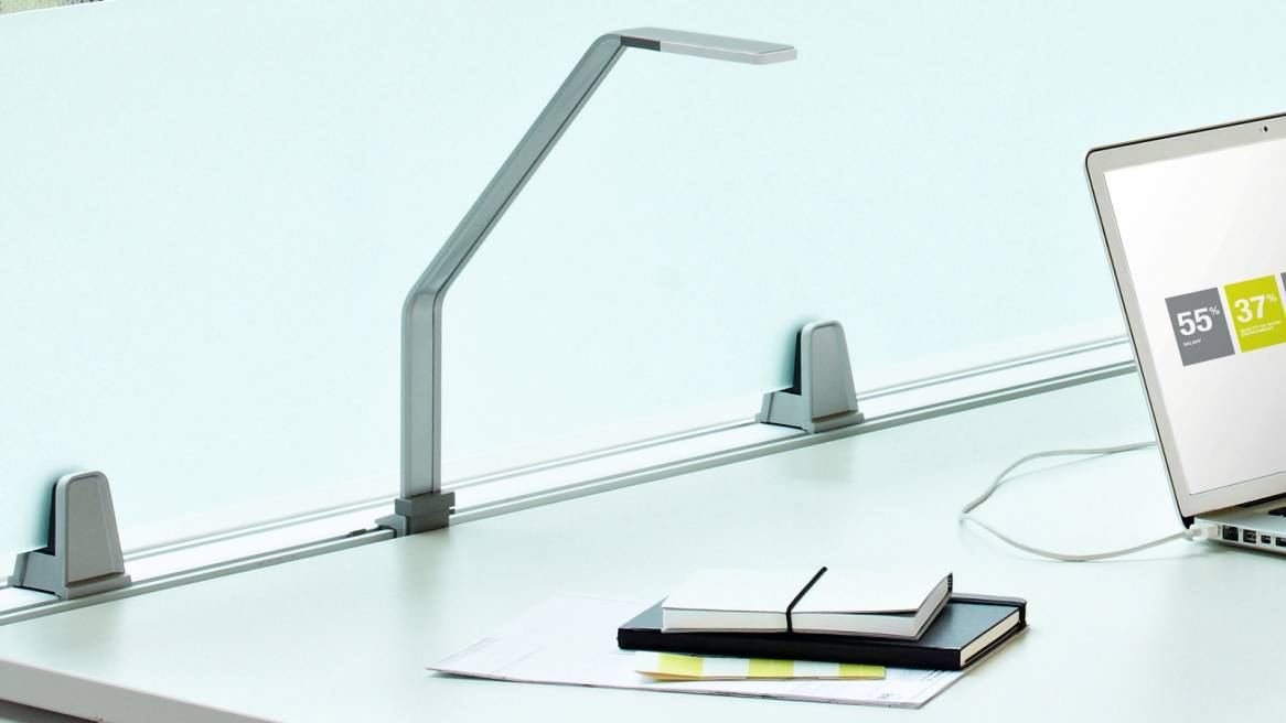 Led Personal Task Lighting And Desk Lamps Steelcase