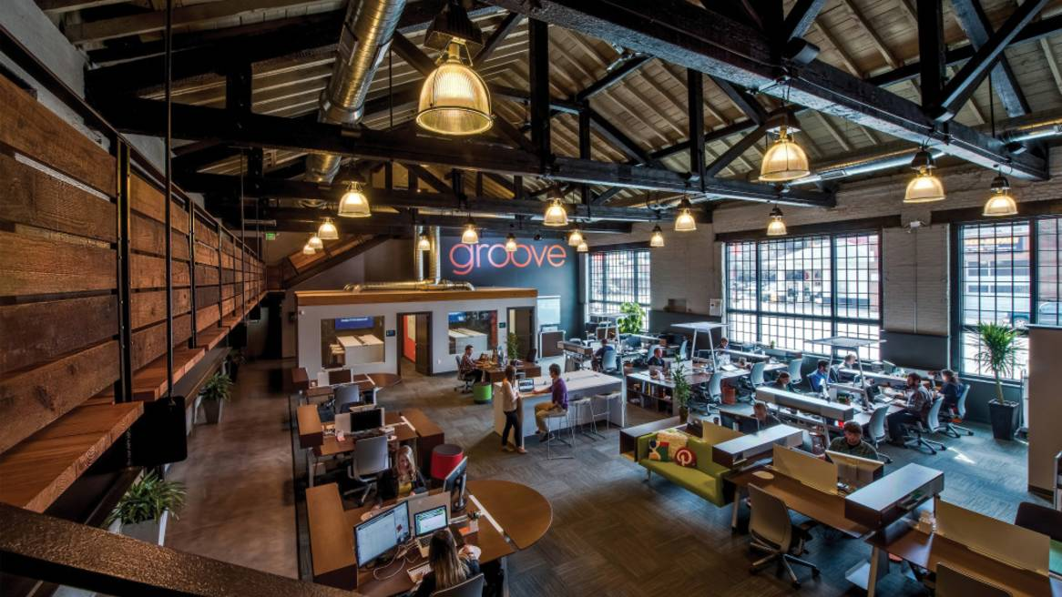 360 magazine creating an engaging workplace at groove