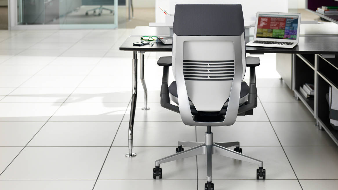 Awe Inspiring Gesture Ergonomic Office Desk Chair Steelcase Creativecarmelina Interior Chair Design Creativecarmelinacom
