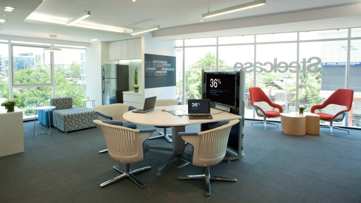 Steelcase Hyderabad WorkLife