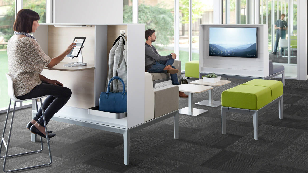Waiting Areas The Patient Experience Steelcase