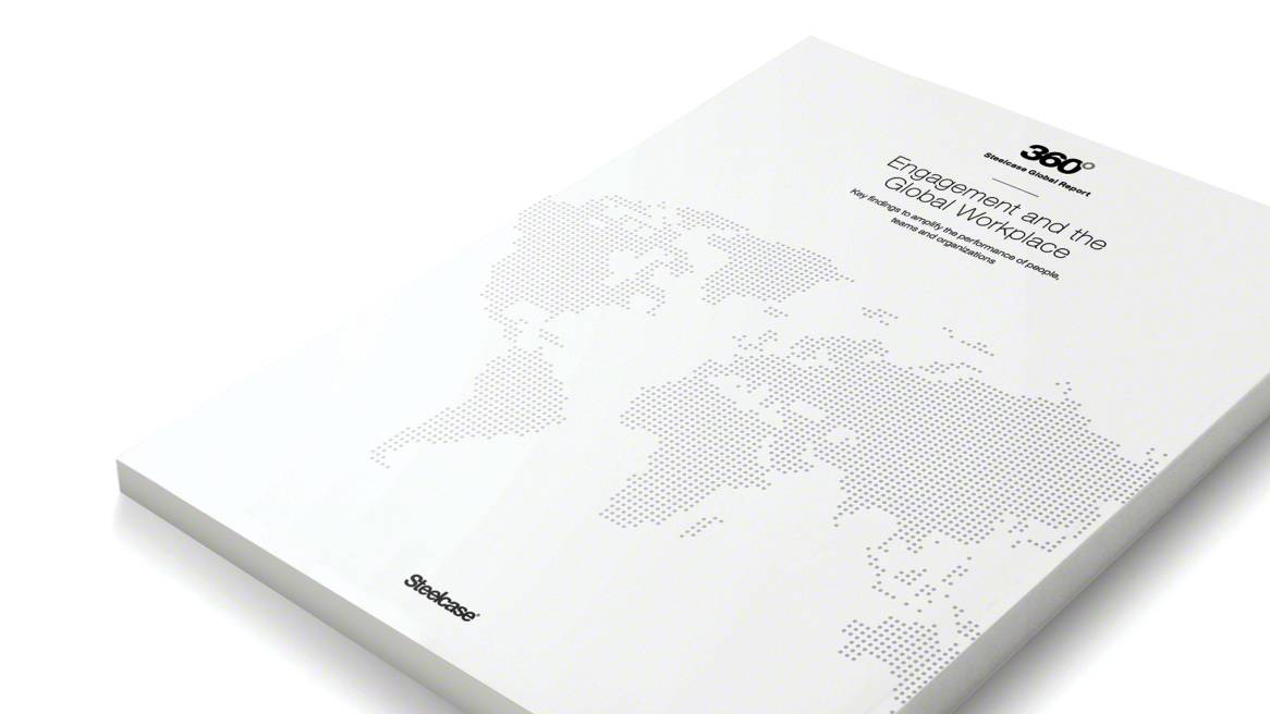 Steelcase Global Report Engagement + The Global Workplace