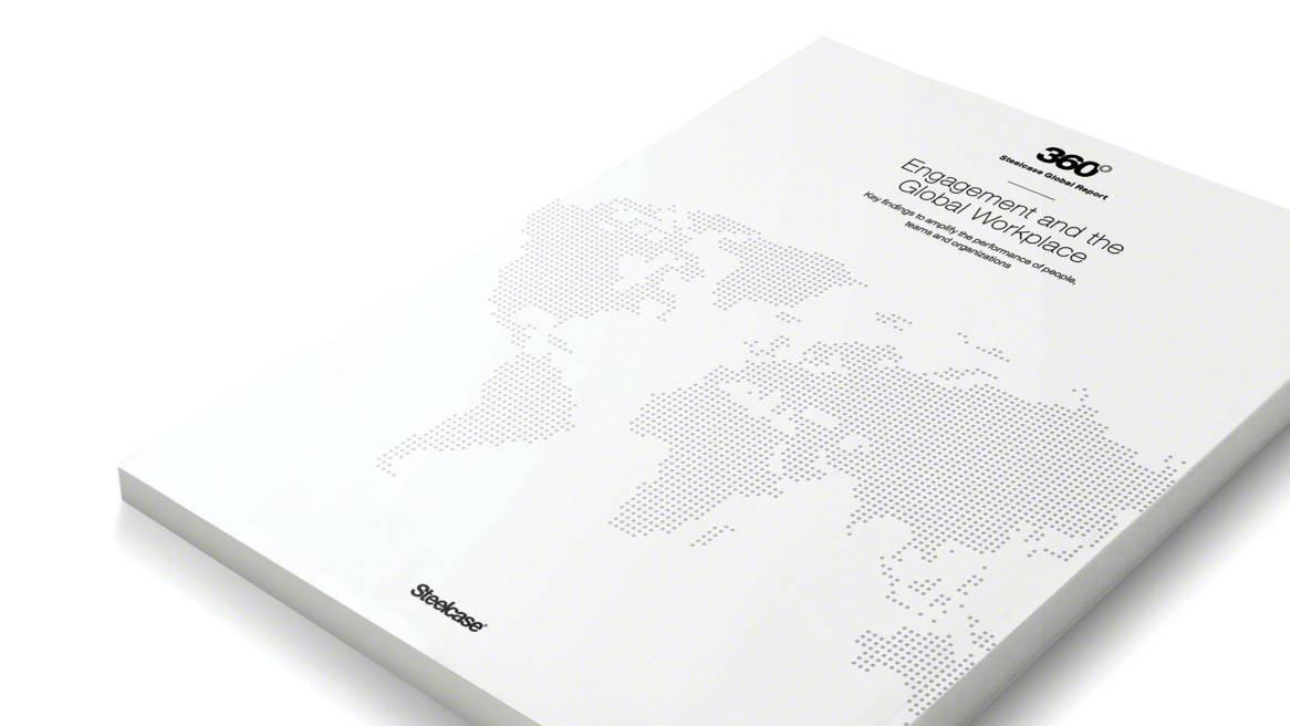 Informe global de Steelcase El compromiso y el espacio de trabajo global
