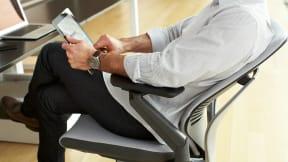 360 magazine 新たな 座る体験 の評価テスト gesture