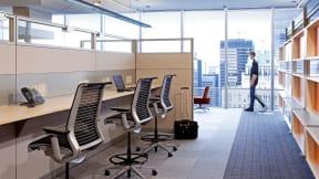 360 magazine telus crafting a new workplace