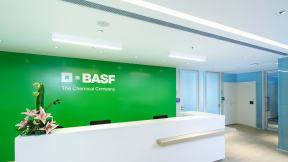 360 magazine basfのアジアパシフィック拠点のデザインを刷新