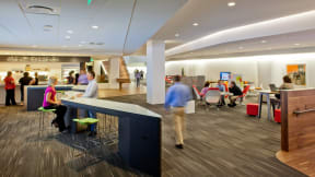 360 magazine driving culture change at steelcase's hq