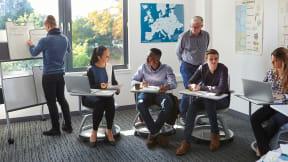 360 magazine active learning centers impact education