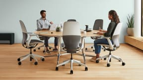 360 magazine a chair that moves the way you do