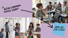 360 magazine active learning center grant launches sixth cycle