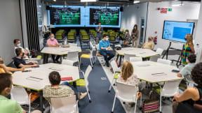 Conecta Lab: Espacio de innovación educativa de la Universidad Pontificia Comillas