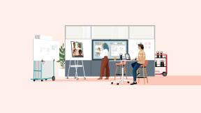 Sechs Tipps für Verhaltensregeln + Umgangsformen am hybriden Arbeitsplatz