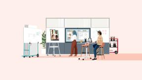 Seis consejos para definir protocolos en espacio de trabajo híbridos