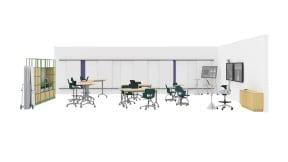 Steelcase Flex Collection, Steelcase Flex Active Frames, Steelcase Shortcut, Steelcase Node, Steelcase Series 2, Steelcase Roam Collection, Smith System Elemental