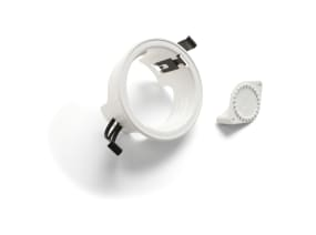 Qt Pro sound masking system drywall mount