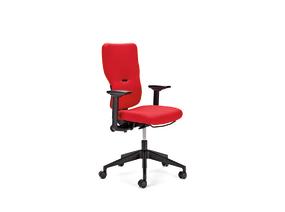 Let's B silla de trabajo con o sin brazos