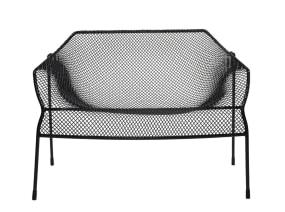 Black Two-Seat Emu Heaven Chair
