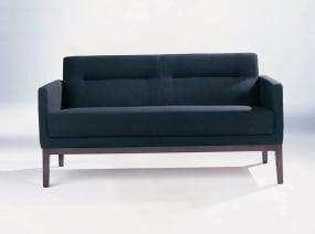 Dark Blue Passerelle Lounge Couch