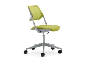 QiVi 5-star base armless chair