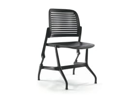Cachet Stack chair without arms