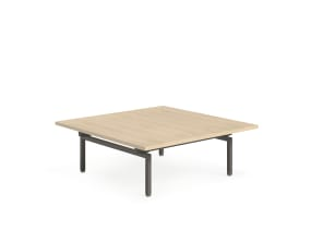 Sylvi Square Occasional Table on white