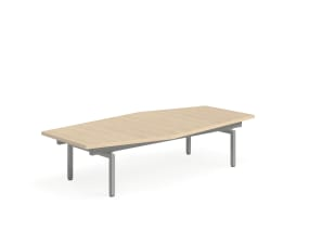 Sylvi Rock Occasional Table on white