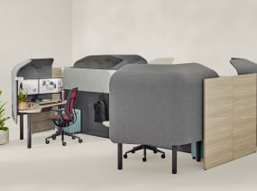 Steelcase Flex Personal Spaces