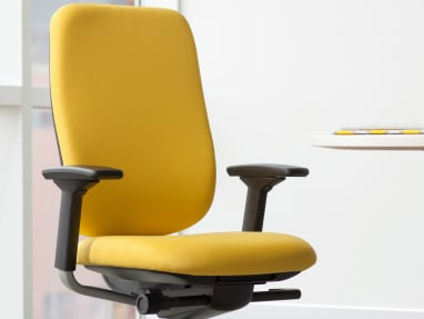 Reply Desk Chair with mesh back