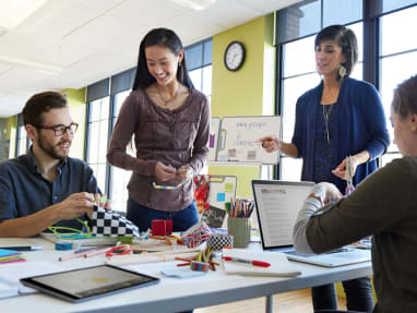 WMCAT Makers Space for Steelcase Education