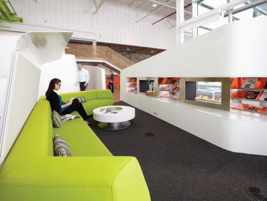 media:scape Lounge