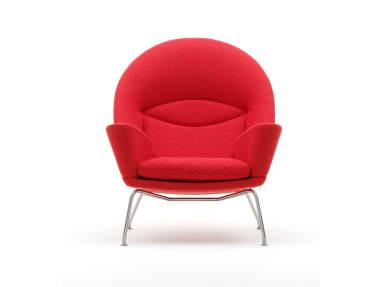 Red Oculus Chair CH468