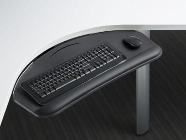Close-Up of Radius Keyboard Platforms + Mechanisms