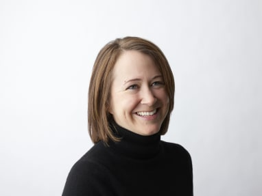 ara Armbruster, Vice President Strategy, Research and New Business Innovation at Steelcase