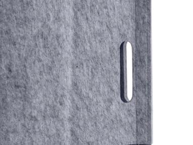 Steelcase Flex Acoustic Boundary screen