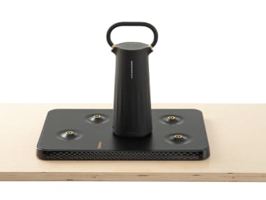 Steelcase Flex Mobile Power on charging tray