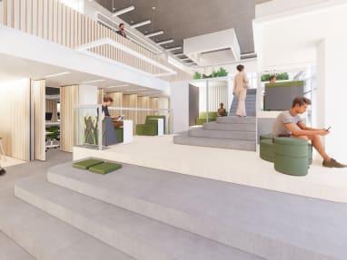360 magazine designing the campus of the future