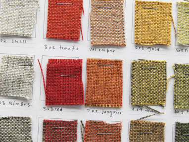 Steelcase Select Surfaces swatches