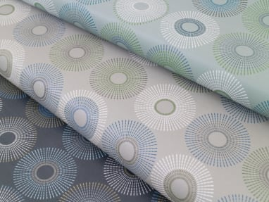 Lumi material fabric