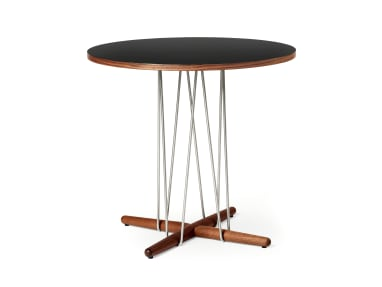 Embrace Lounge Table on white background